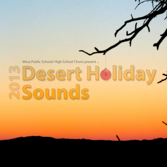 Mesa Choirs Holiday CD