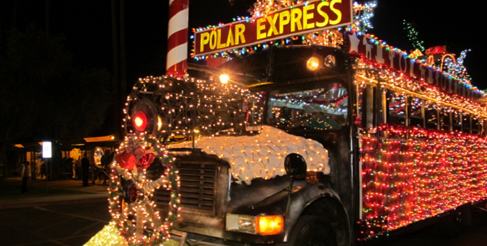 Roosevelt School District Polar Express