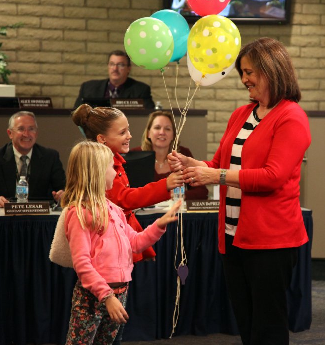 Mesa Public Schools Board honors employees of the month mesaEmployeeofMonth