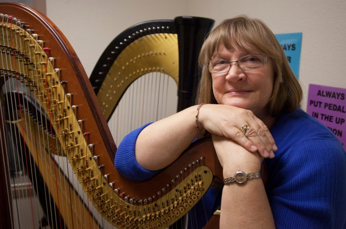 Miller wins Arizona's Excellence in Teaching Music Award KarenMillerInside