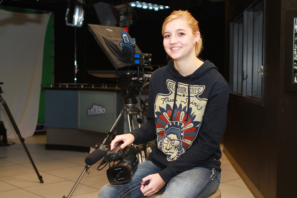 Higley student's video airs on cable television McKenzie-MInside