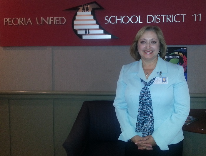 Peoria board approves new principal Rae-ConelleyInside