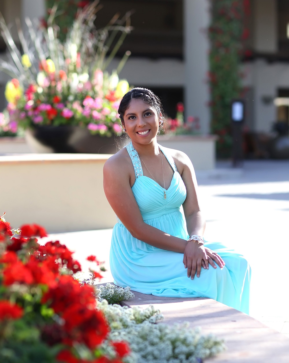 Coronado student named Boys & Girls Clubs of Greater Scottsdale 2014 Youth of the Year DaliaJimenezInside