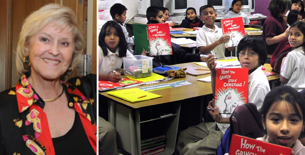 KidsRead's Eileen Bailey Excites Kids About Reading With Fun Events, New Books