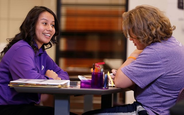 'A' is for Alhambra: GCU aiming high in tutoring program GCUAlhambraTutoringInside
