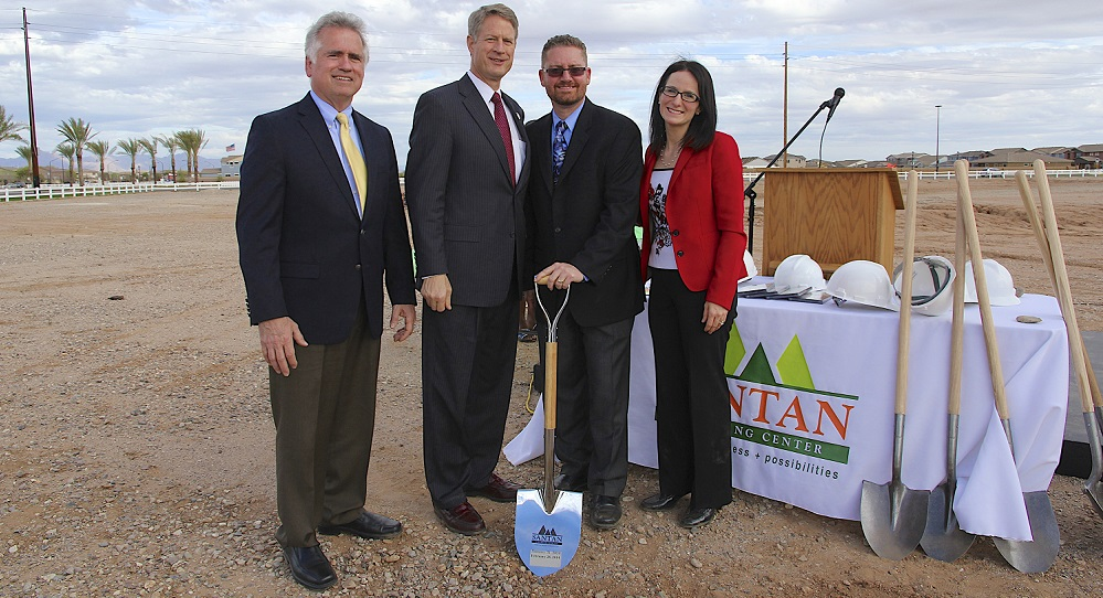 San Tan Charter School unveils plans for new site STCS-groundbreakingHP