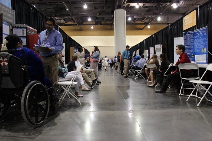 Photos: Arizona Science and Engineering Fair 2014 AzSEF_Pic-3_-Judging-Day-700