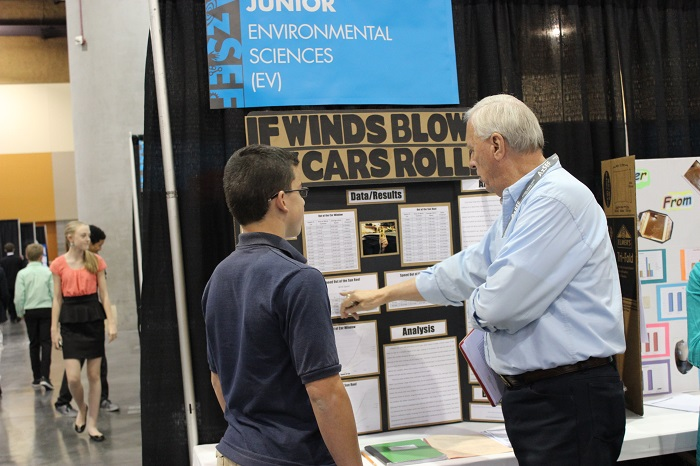 Photos: Arizona Science and Engineering Fair 2014 AzSEF_Pic-4_-Judging-Day-2-700
