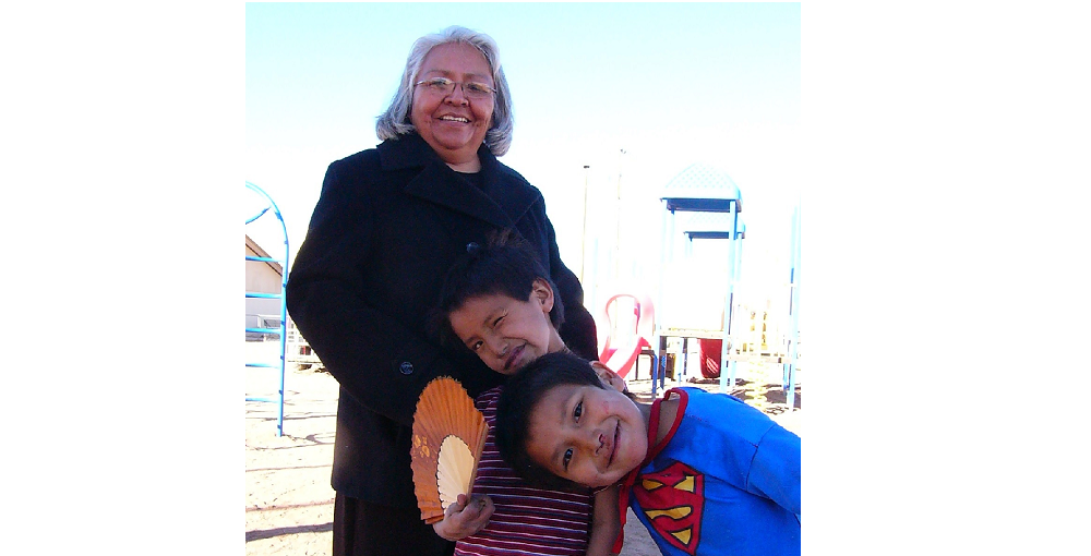 Etta Shirley: Building Foundations For Success For Native American Students
