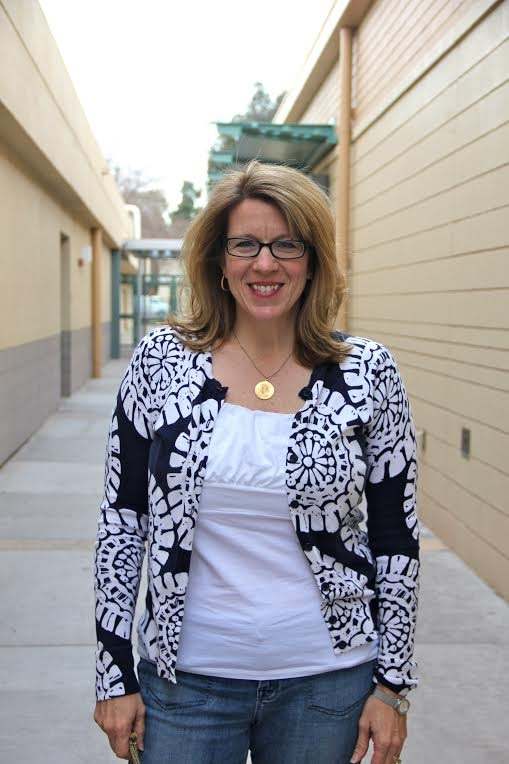 GCU alumna Jenny Kaiser makes a difference at Alhambra High School JennyKaiser-1Inside