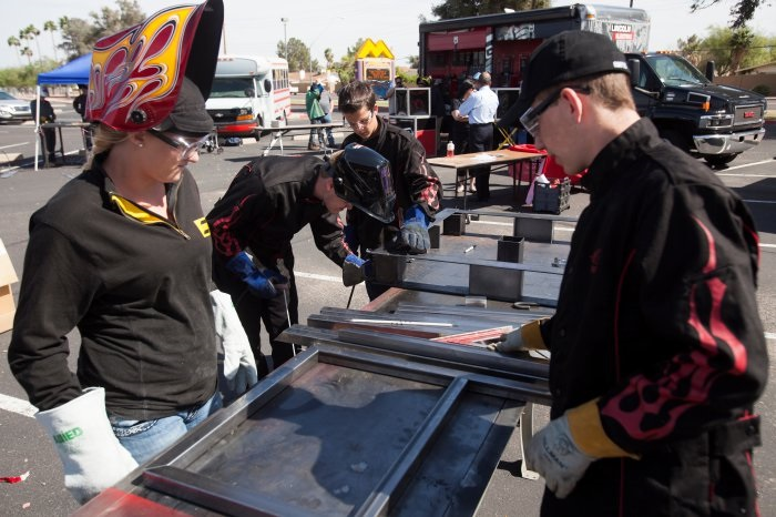 Red Mountain welding students win Best in the West mpsweldinvitational.034.th_.270314Inside