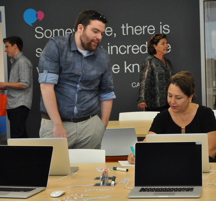 First-of-its-kind learning, working space brings students, entrepreneurs together SoftwareDevLab