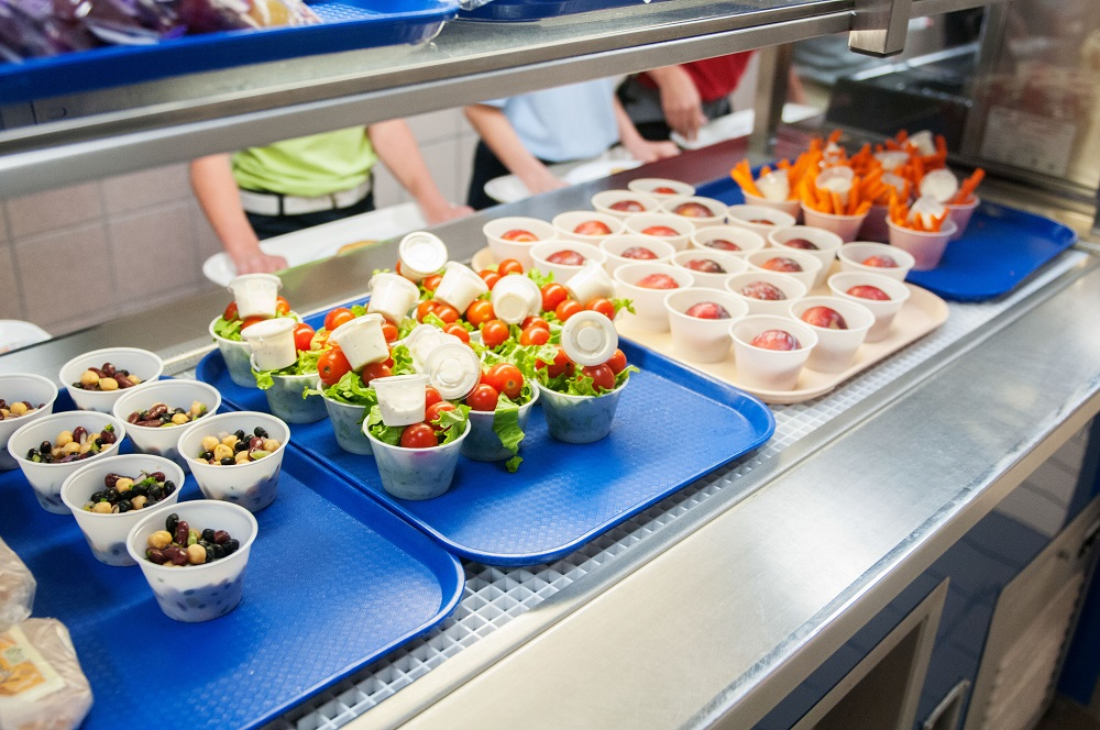 When school is out there's still a place kids can find a good meal SummerMeal1Inside