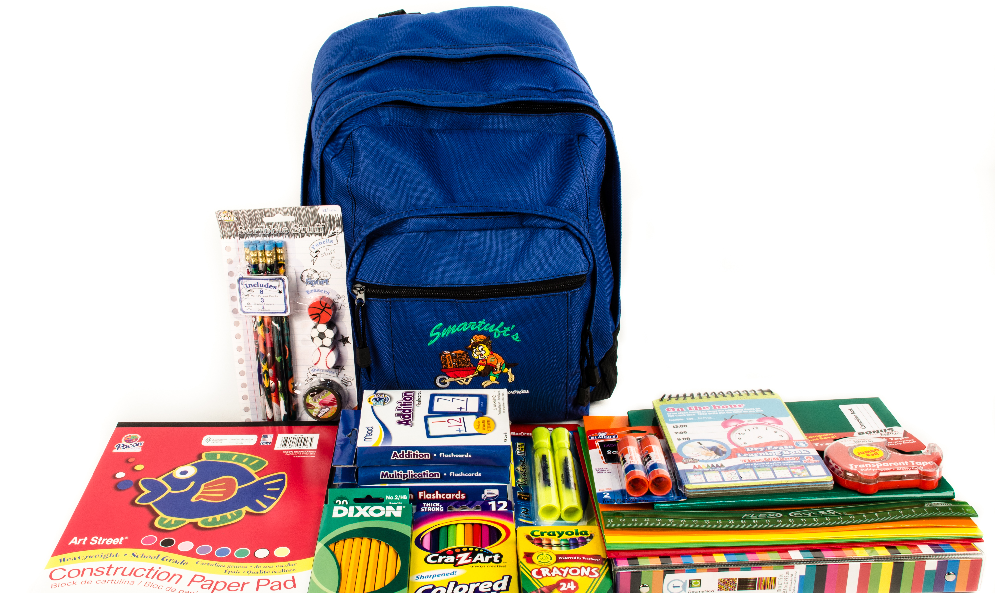 MCESA collects backpacks for students BackpackSupplies