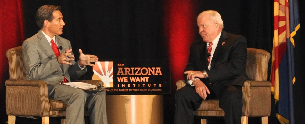 Arizona governor candidates on education funding, standards and vouchers BrahmAlMelvin