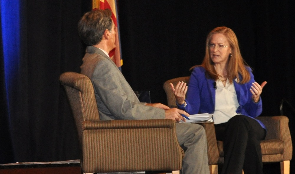 Arizona governor candidates on education funding, standards and vouchers Christine-Jones