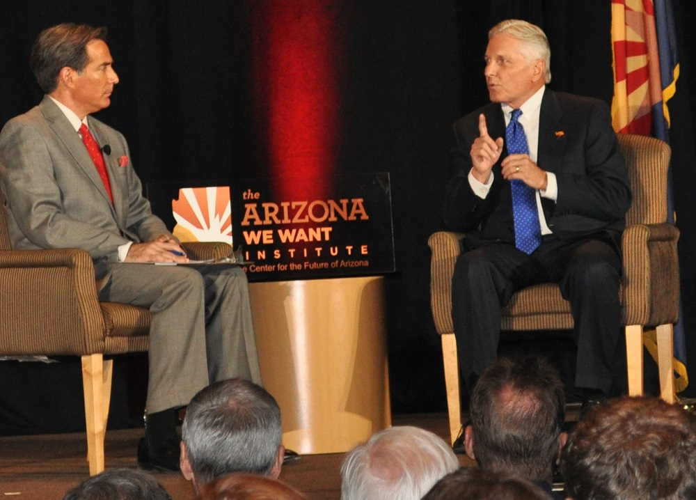 Arizona governor candidates on education funding, standards and vouchers FredDuVal