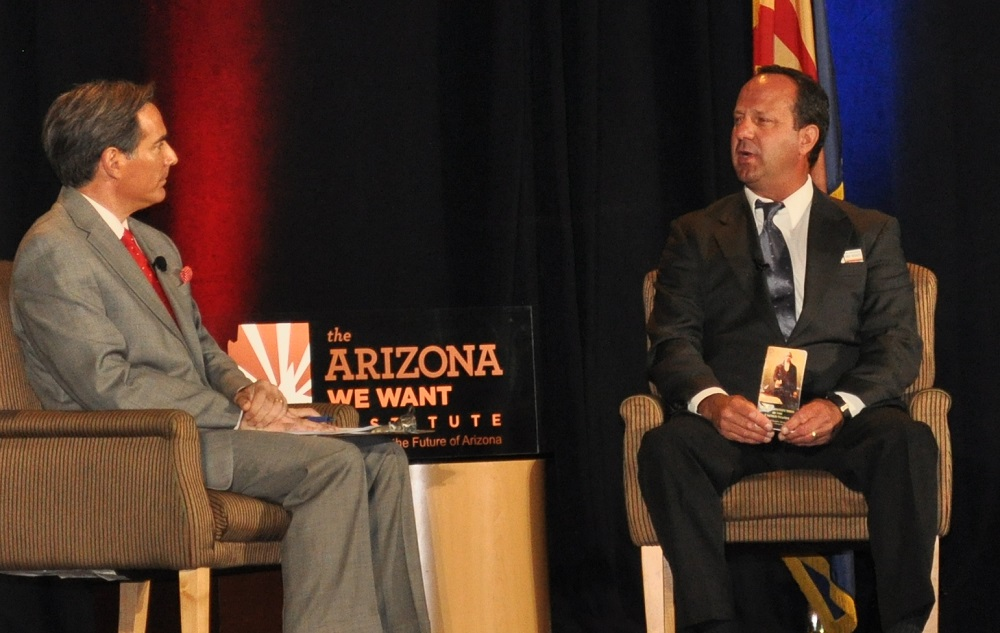 Arizona governor candidates on education funding, standards and vouchers John-Lewis-Mealor