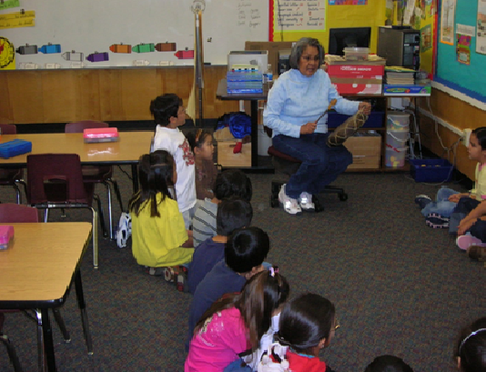 Dual-language programs grow in Arizona public schools PuenteDeHozhoClassroom
