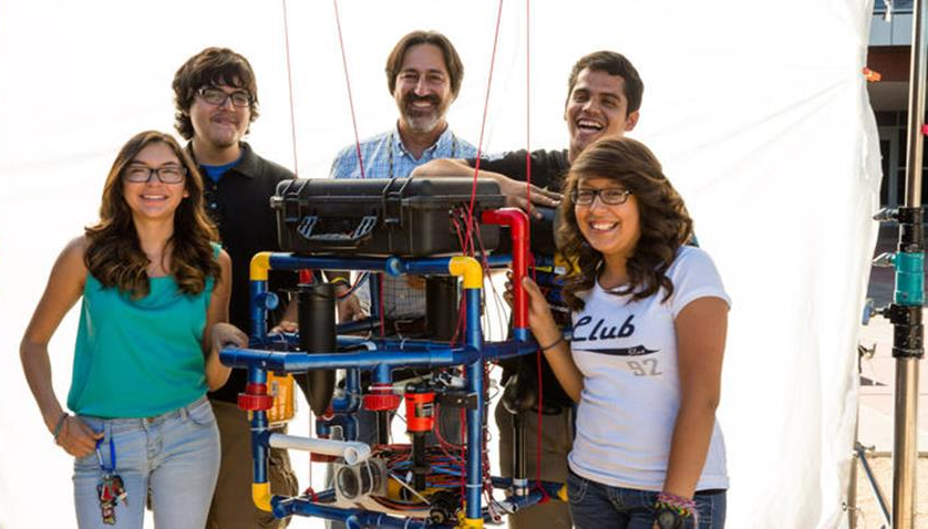 Spare Parts premiere celebrates Carl Hayden robotics, STEM education UnderwaterDreamsInside