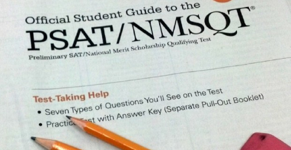 Scottsdale Unified offers PSAT/NMSQT for all sophomores and juniors PSATHP