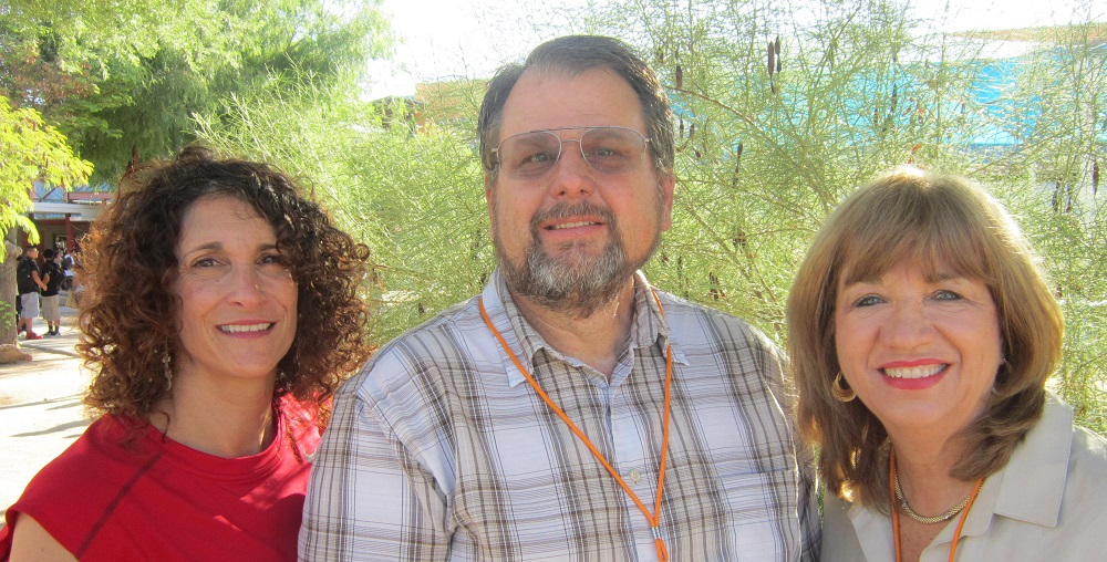 Camelback teachers to be part of Innovation through Design Thinking AbramsEdwardsBourdoHP