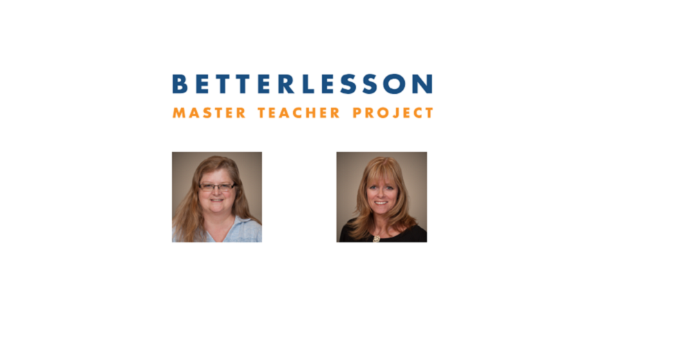 Cathy Skinner, Left, A Fifth Grade National Board Certified Teacher At Redfield Elementary School, And Heather Robinson, Right, A Fifth Grade Teacher And 2006 Arizona History Teacher Of The Year At Desert Canyon Elementary School, Are Two Of 130 Teachers Across The Country Selected As Master Teachers And To Participate In The BetterLesson Launch.