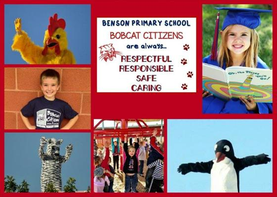 Arizona's National Blue Ribbon Schools share secrets to their students' success BensonPrimaryBlueRibbonSchool