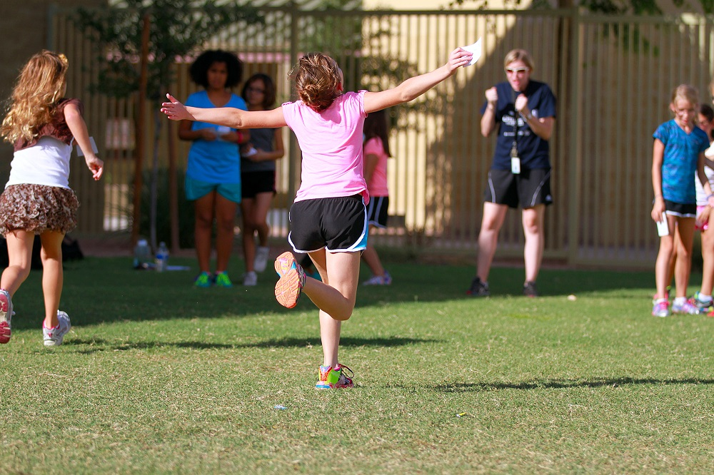Centennial's Girls on the Run teaches goal setting, self-esteem Centennial-Girls-on-the-RunInside