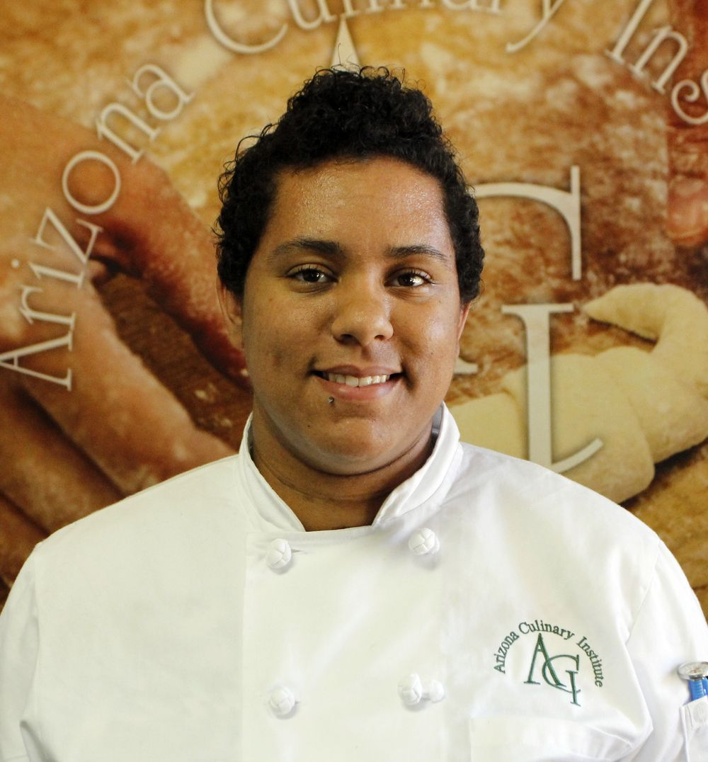 Arizona Culinary Institute student competes in World Food Championships ACILizzyWilliamsInside