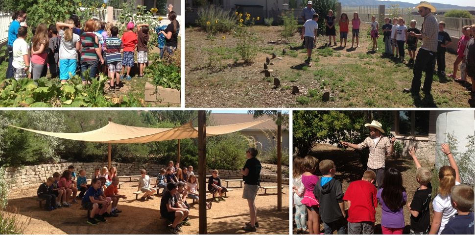 Coyote Springs Elementary: A 21st Century education experience in the Habitat CoyoteSpringsHabitatHP2