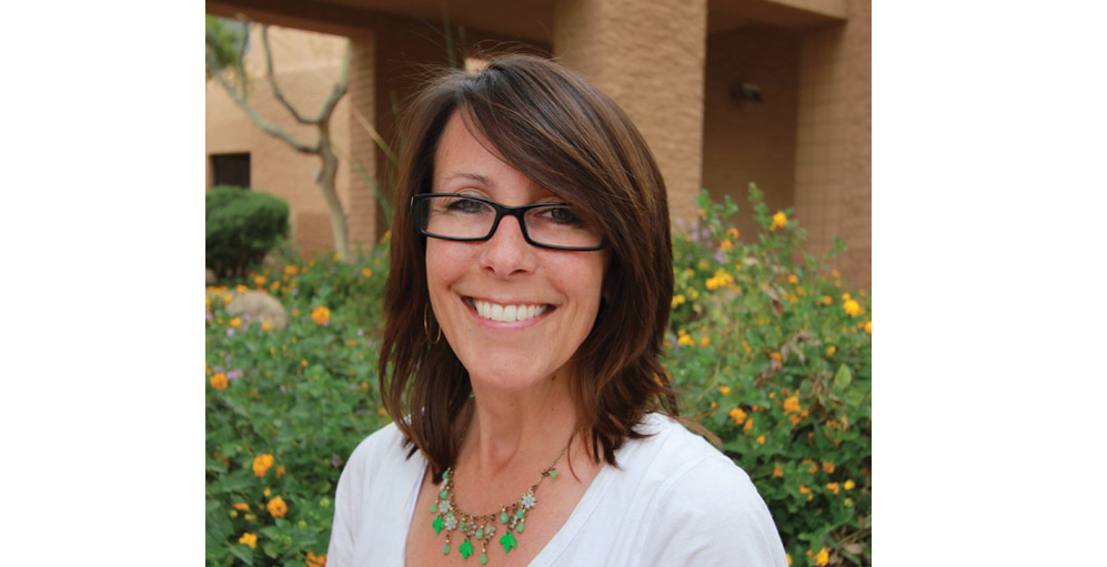 Dr. Kathleen Iudicello Is Dean Of Academic Affairs At Estrella Mountain Community College.