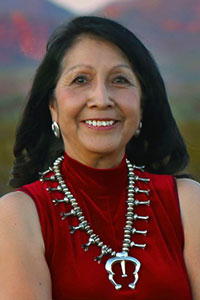 Phoenix Indian Center honors Theresa Price as 2014 Woman of the Year TheresaPriceCloseup