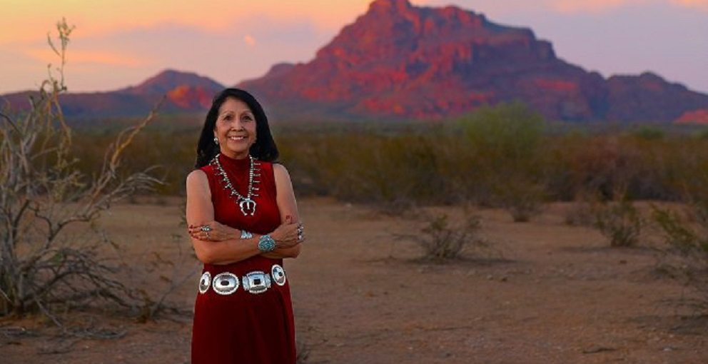 Theresa Price, Director Of Native American Education Program For Mesa Public Schools, Was Named 2014 Woman Of The Year By Phoenix Indian Center.