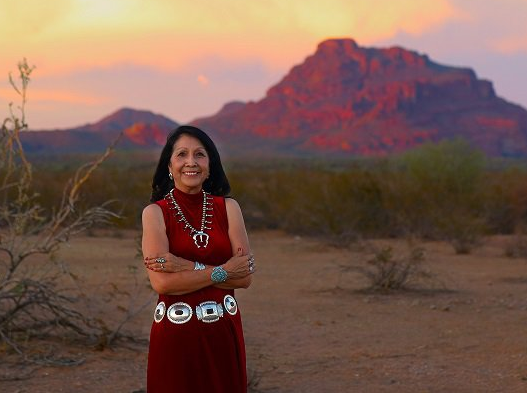 Phoenix Indian Center honors Theresa Price as 2014 Woman of the Year TheresaPriceInside