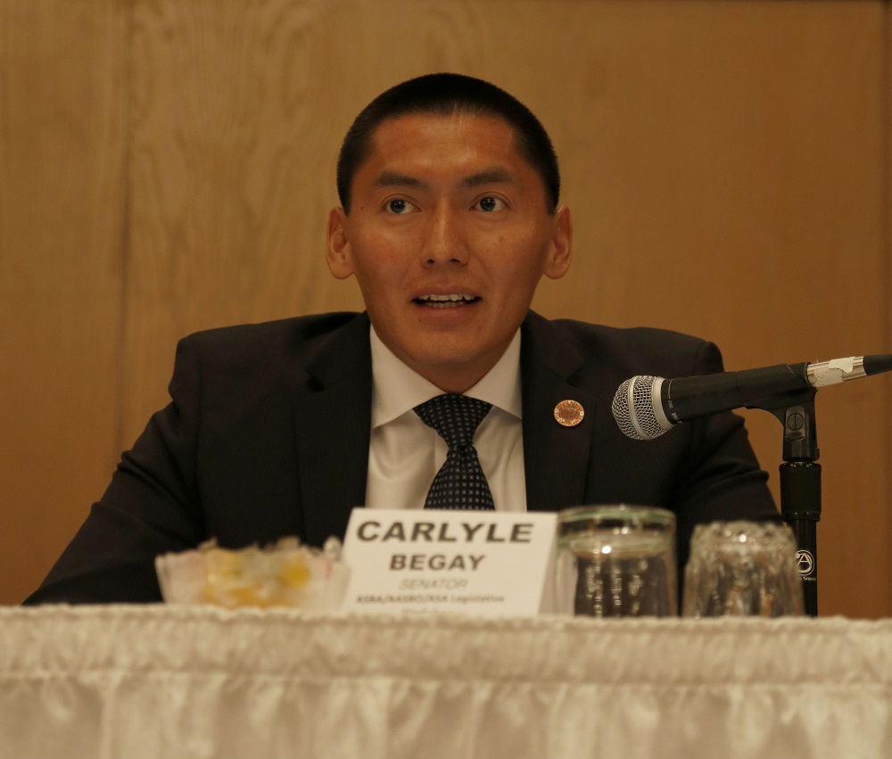 Arizona legislators on the budget, education funding and standards CarlyleBegay