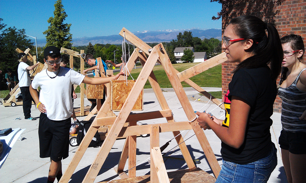 Groups multiplying efforts to help students, parents with new math standards MathTrebuchet1000