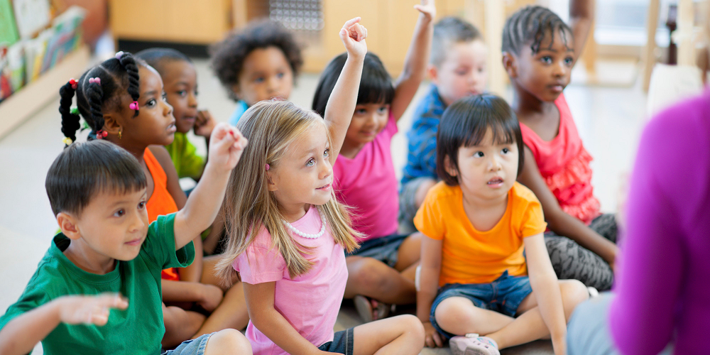 Arizona scores high in early education enrollment PreschoolersHP