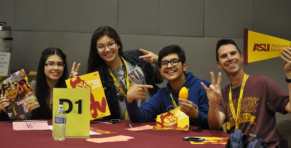 ASU conference prepares high school students for college success ASUAVIDHP2