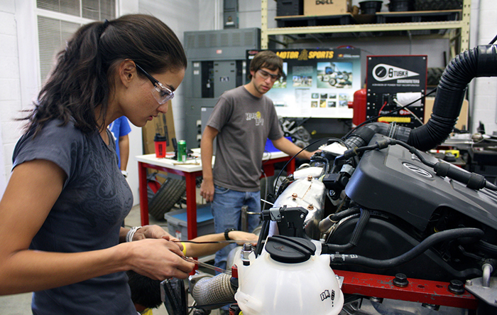 Education central to attracting jobs to Arizona ASUAutomotiveEngineering