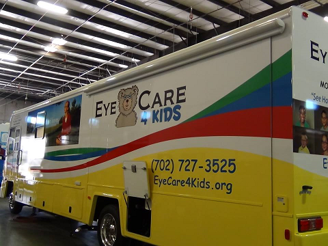 Eye Care 4 Kids non-profit to help 40 Butler Elementary students EyeCare4KidsInside2