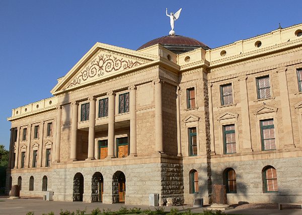 Arizona Legislature passes budget; districts release their responses ArizonaStateCapitolBudgetHP
