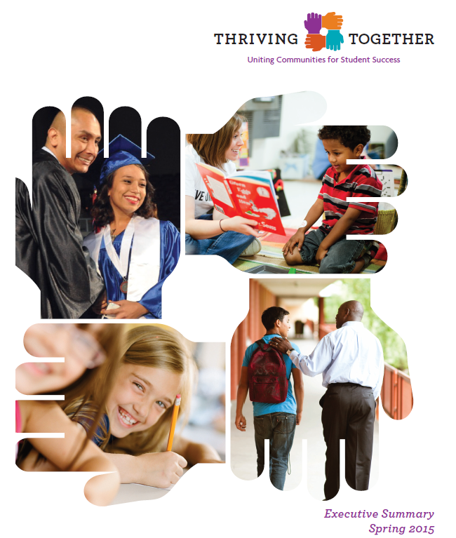 Thriving Together launched to prepare  youth for success in school, workforce Thriving-Together-Report-Cover