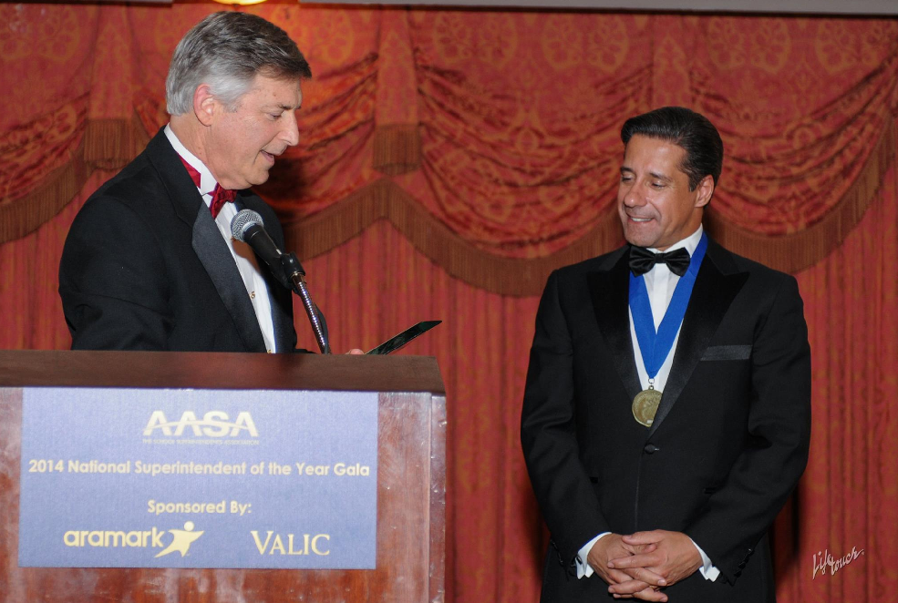 Alberto Carvalho: Opportunity is key to achievement Alberto-Carvalho2014AASANationalSuperintendentOfTheYear