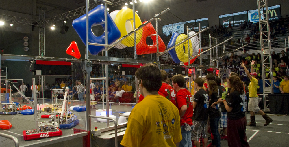 FIRST Robotics Regional