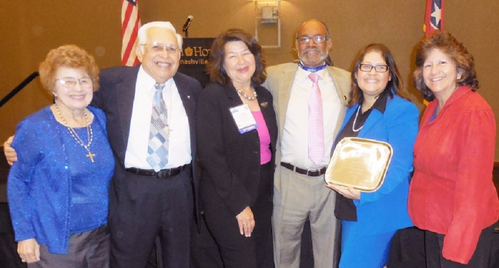 National award presented to former Alhambra school board member LizSanchezHomePage