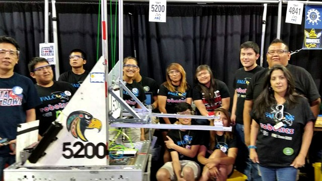 Relationships, cultural relevance contribute to students' success WhiteriverRobotics1Edited