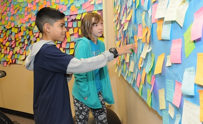 Tempe students work to create positive school environment WordWallInside