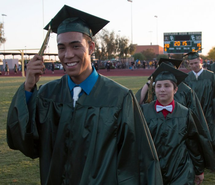 Mesa Public Schools class of 2015 graduates 2015MesaGraduationInside