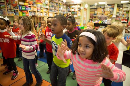 Active 'brain breaks' increase focus, learning, teachers say BrainBreaks